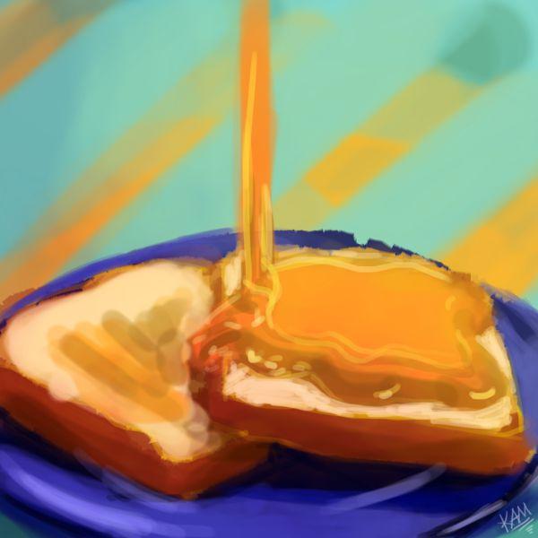 Day2 Toast